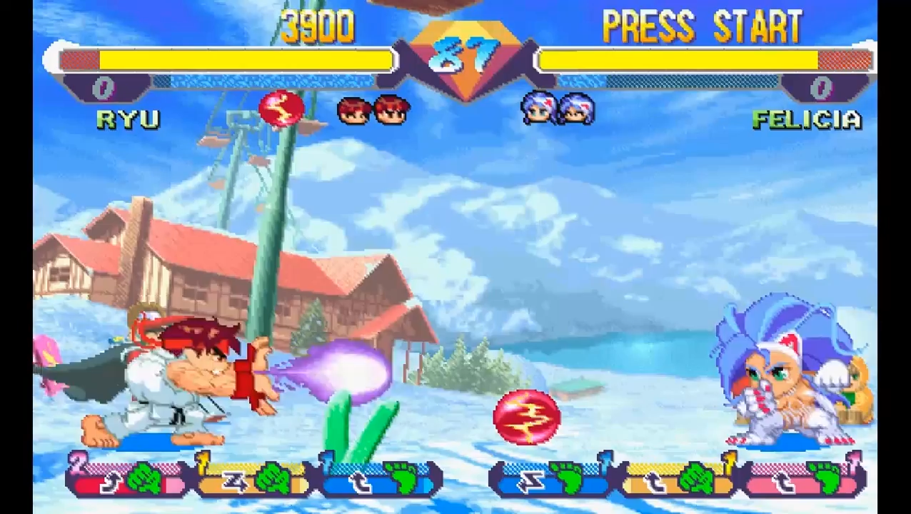 Pocket Fighter (1997)