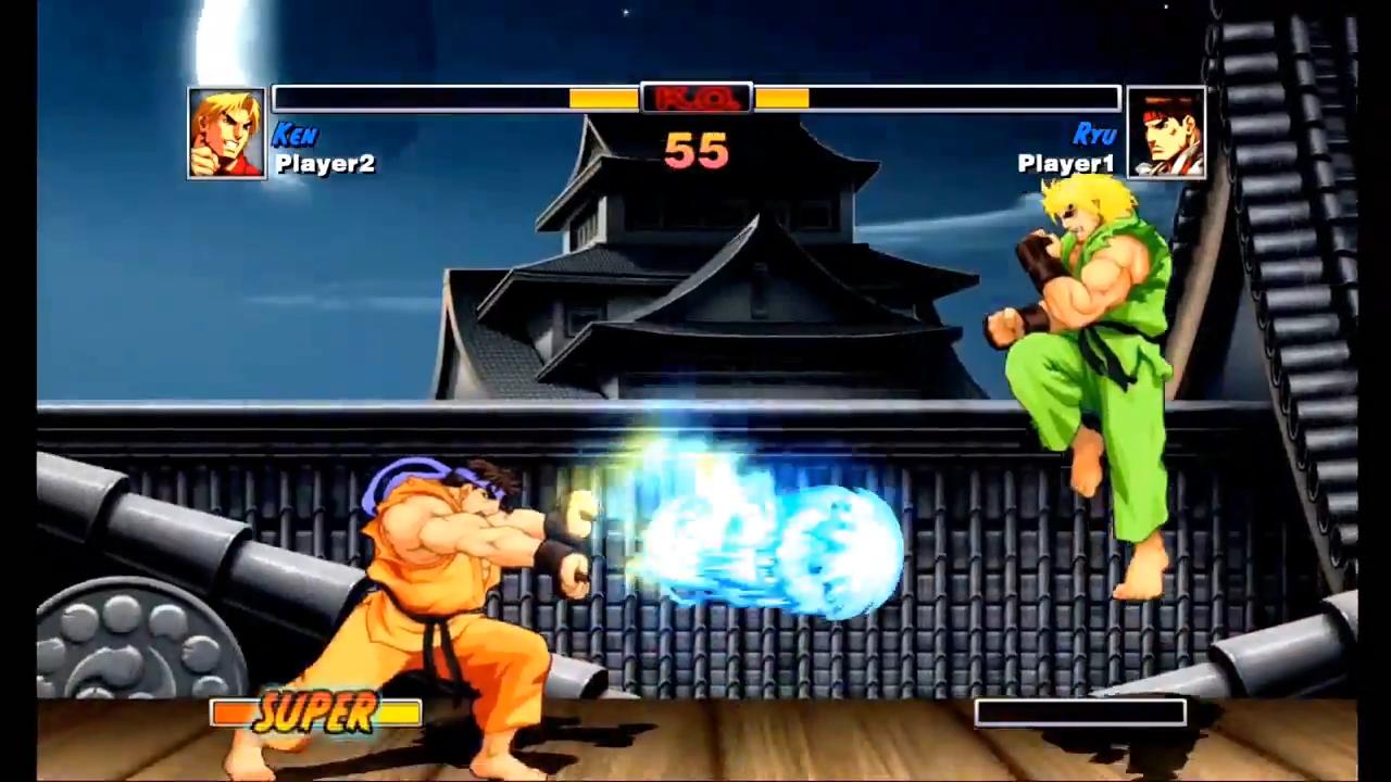Street Fighter II Turbo HD Remix (2008)