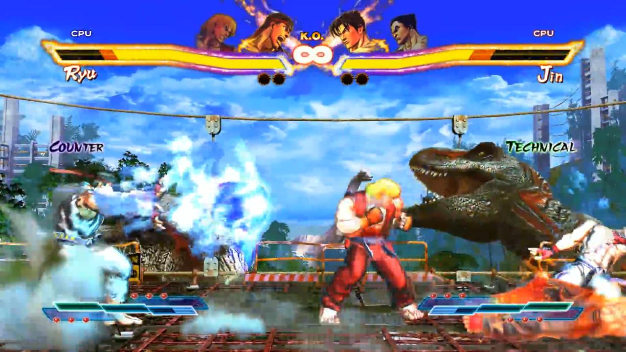 Street Fighter x Tekken (2012)