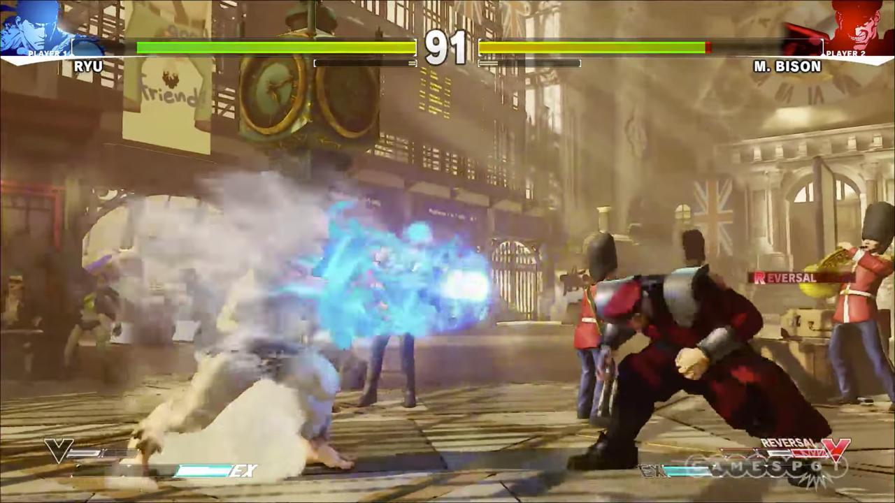 Street Fighter V (2015)