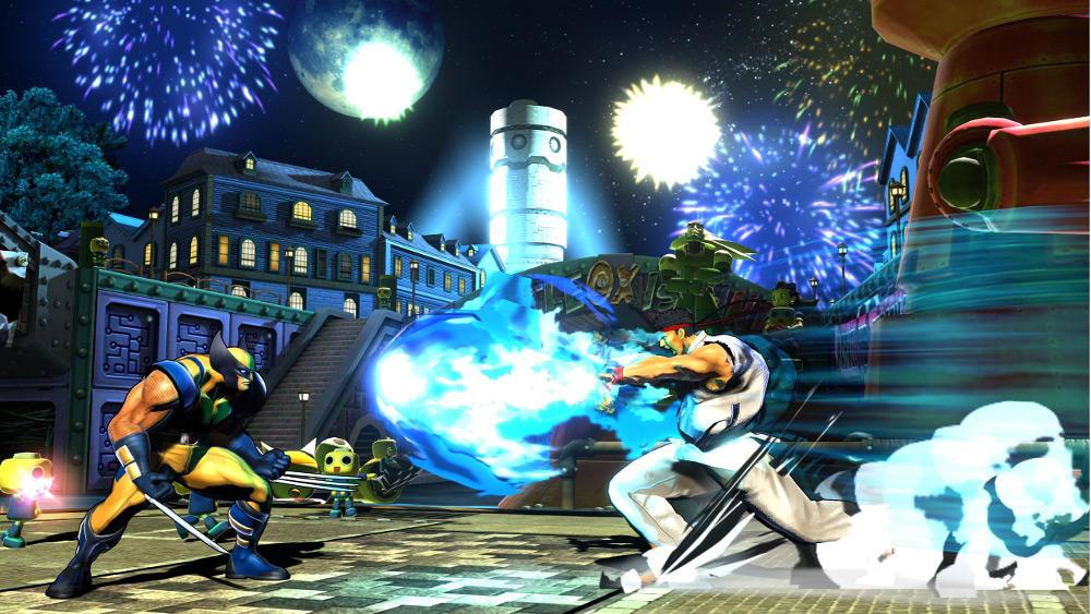 Ultimate Marvel vs. Capcom 3 (2011)