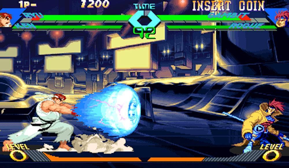 X-Men vs. Street Fighter (1996)