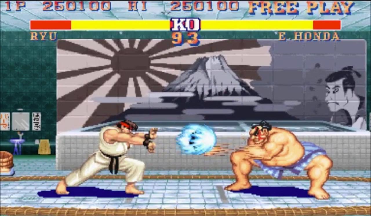 Street Fighter II (1991)