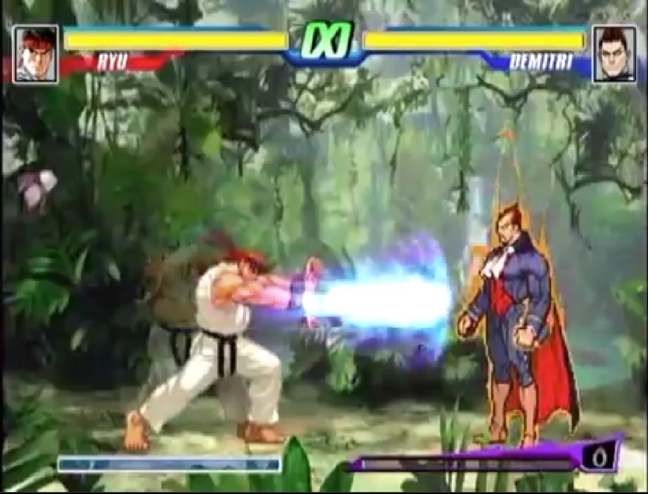 Capcom Fighting Evolution (2004)