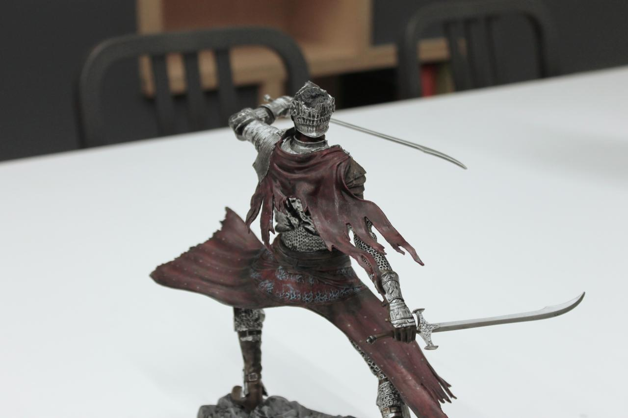 Red Knight (Back)