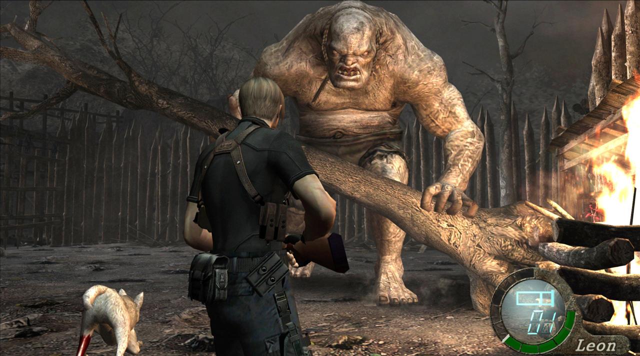 2005 | Resident Evil 4