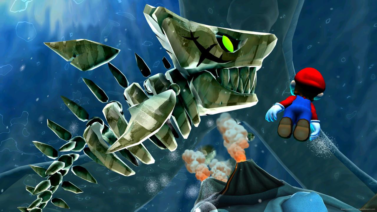 2007 | Super Mario Galaxy