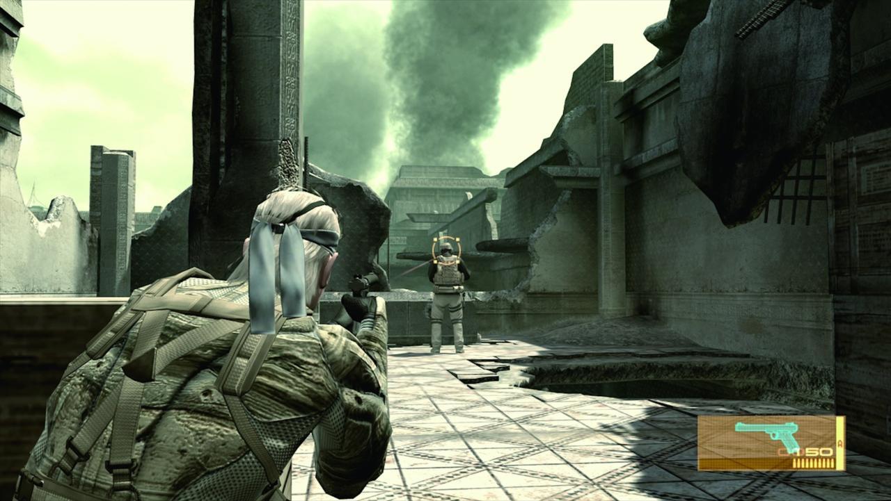 2008 | Metal Gear Solid 4: Guns of the Patriots
