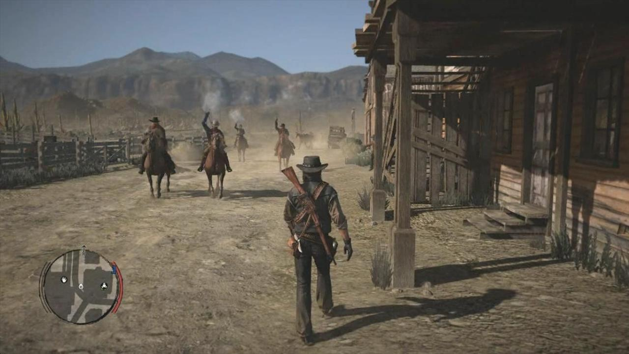 2010 | Red Dead Redemption