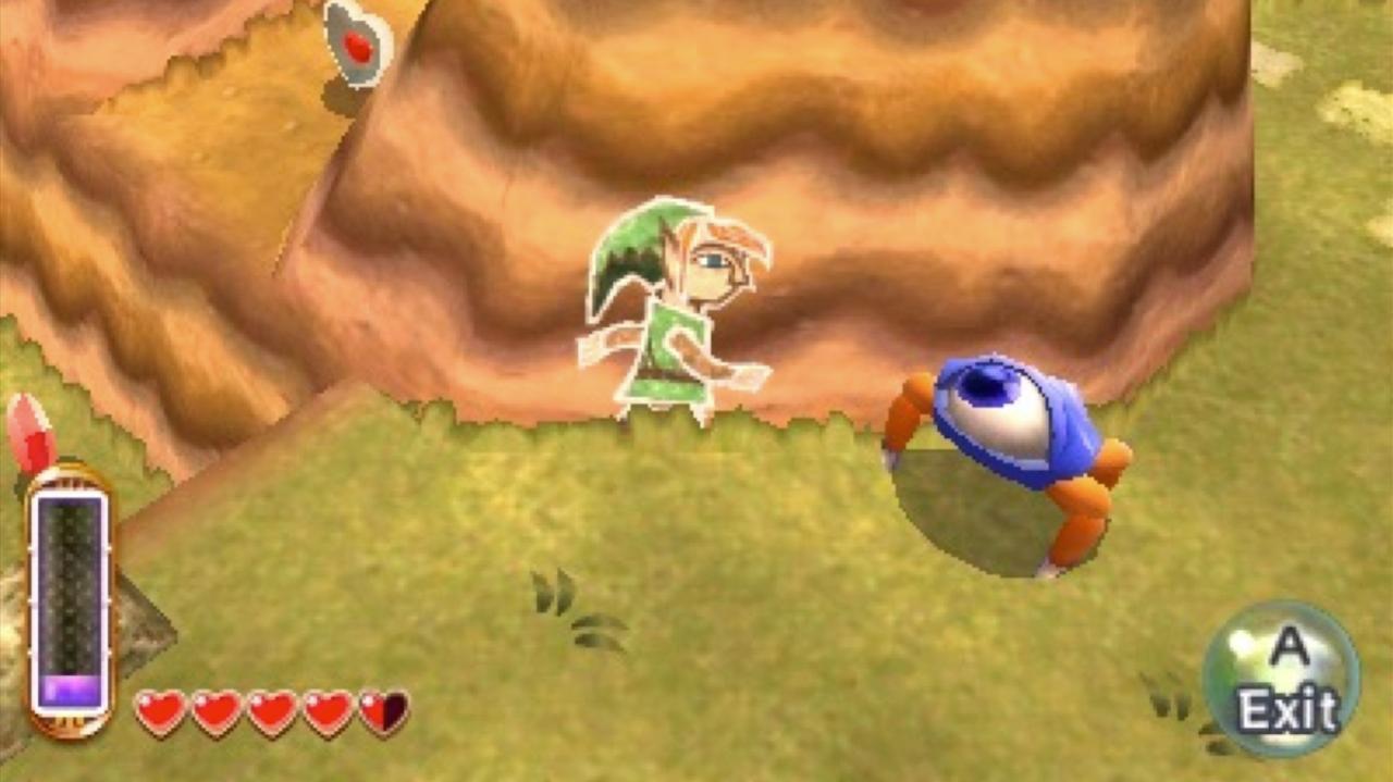 2013 | The Legend of Zelda: A Link Between Worlds