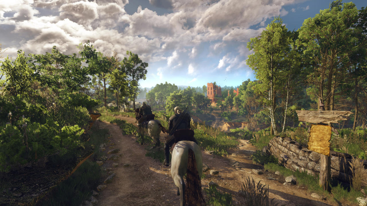 2015 | The Witcher 3: Wild Hunt