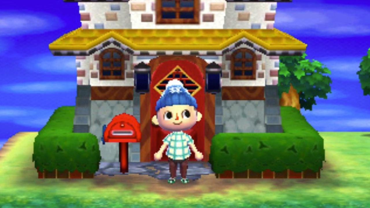 Unannounced Animal Crossing Mobile Game