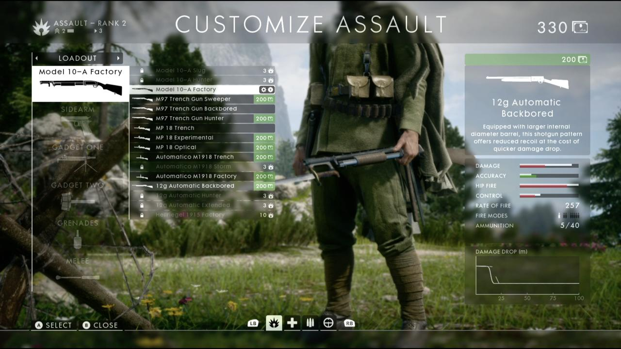 Weapons and Vehicles Have Variants