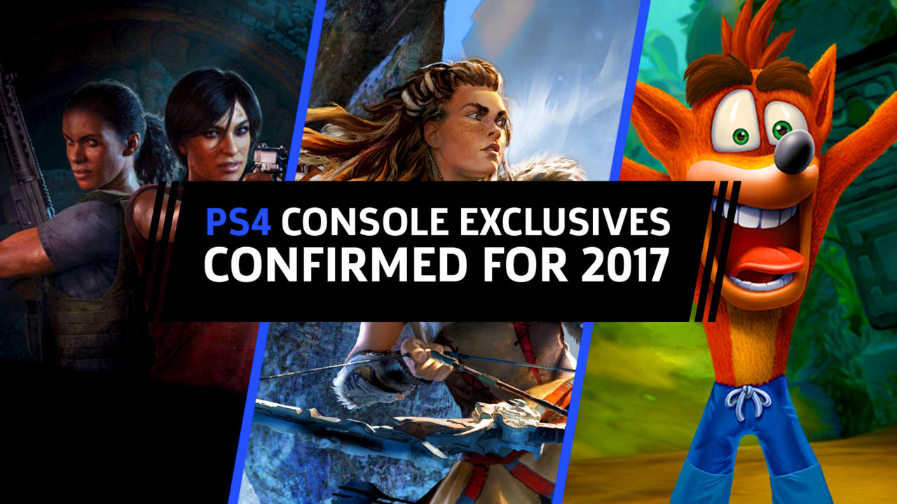 A Motherload of Console Exclusives