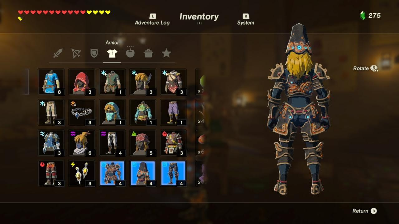 Ancient Armor (Rear)