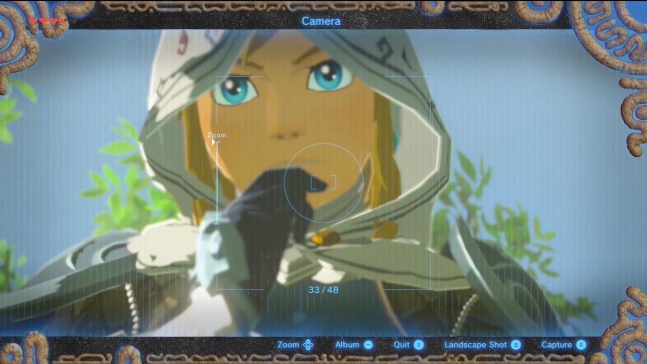 You Can Take Selfies