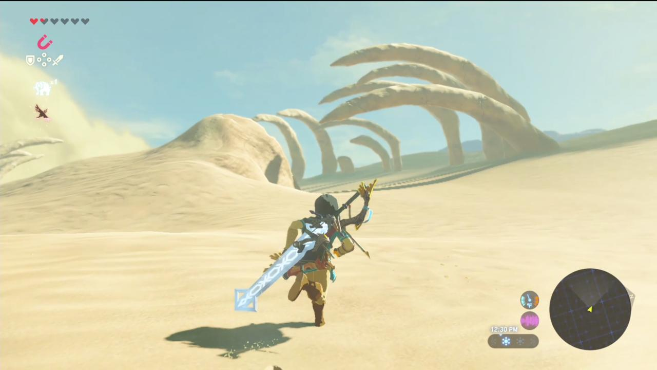 Elemental Weapons Affect Your Body Temperature