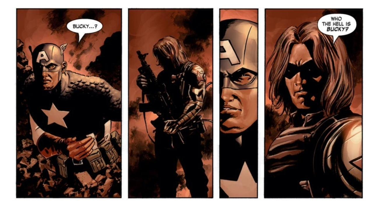 Ed Brubaker's run on Captain America framed the hero's story as a political thriller with a touch of espionage intrigue. It served as the primary inspiration for Marvel's film, Captain America: Winter Soldier (2014)