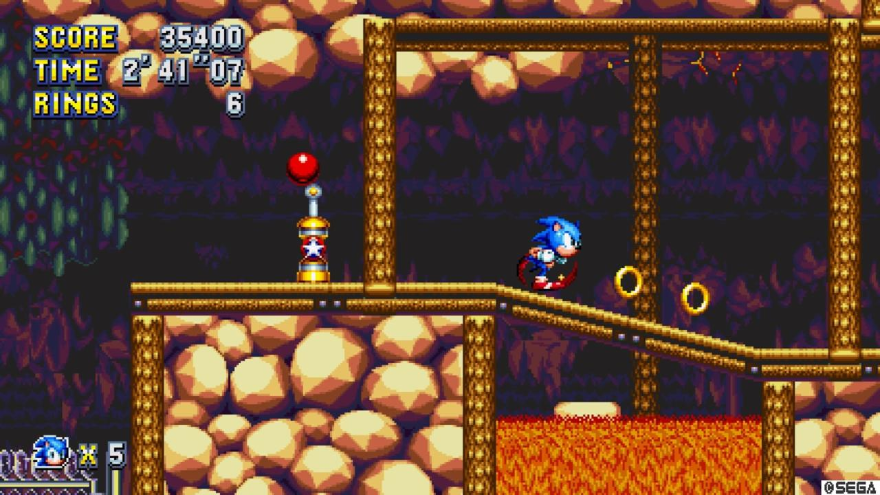 The past and present seamlessly intermingle in Sonic Mania, answering your nostalgic yearning, while satisfying your thirst for fresh concepts.