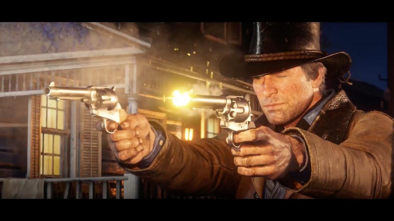 Dual-Wielding Pistols