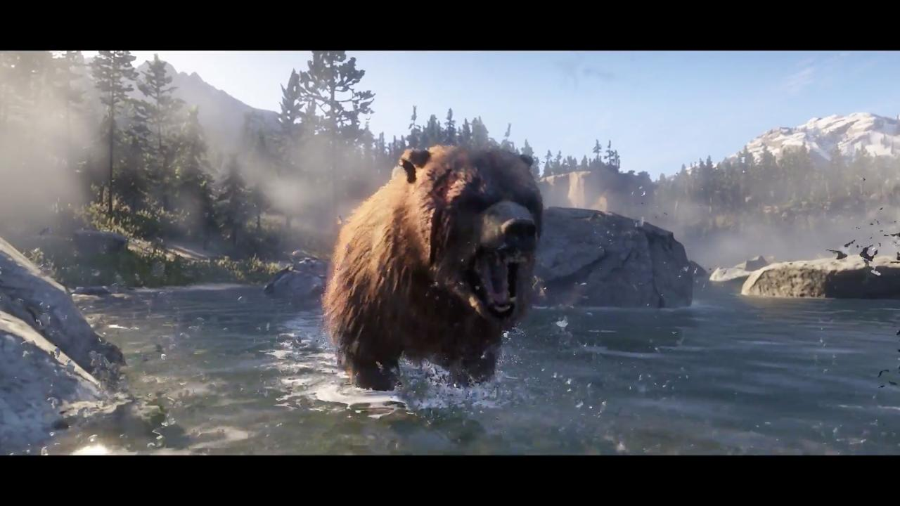 Bears And Alligators! Oh My!