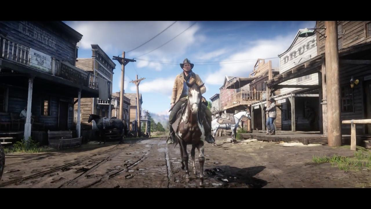 Red Dead Analysis