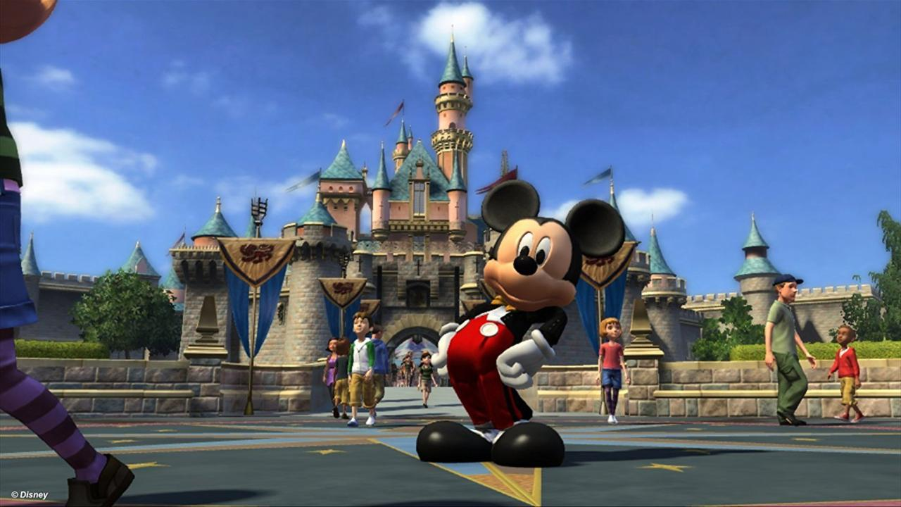 Disneyland Adventures Remastered