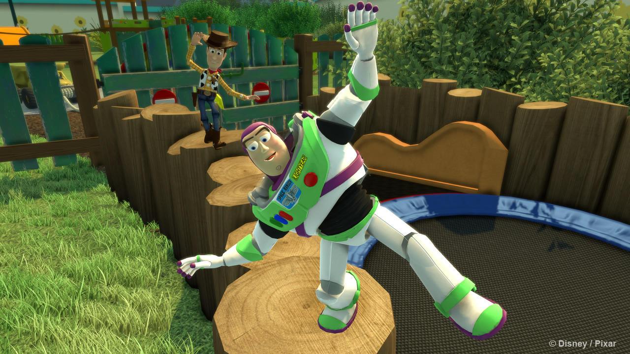 Kinect Rush: A Disney-Pixar Adventure Remastered