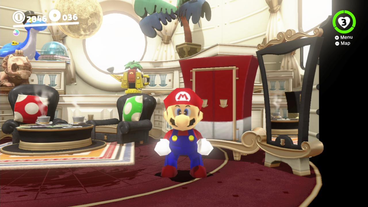 Mario 64 Suit