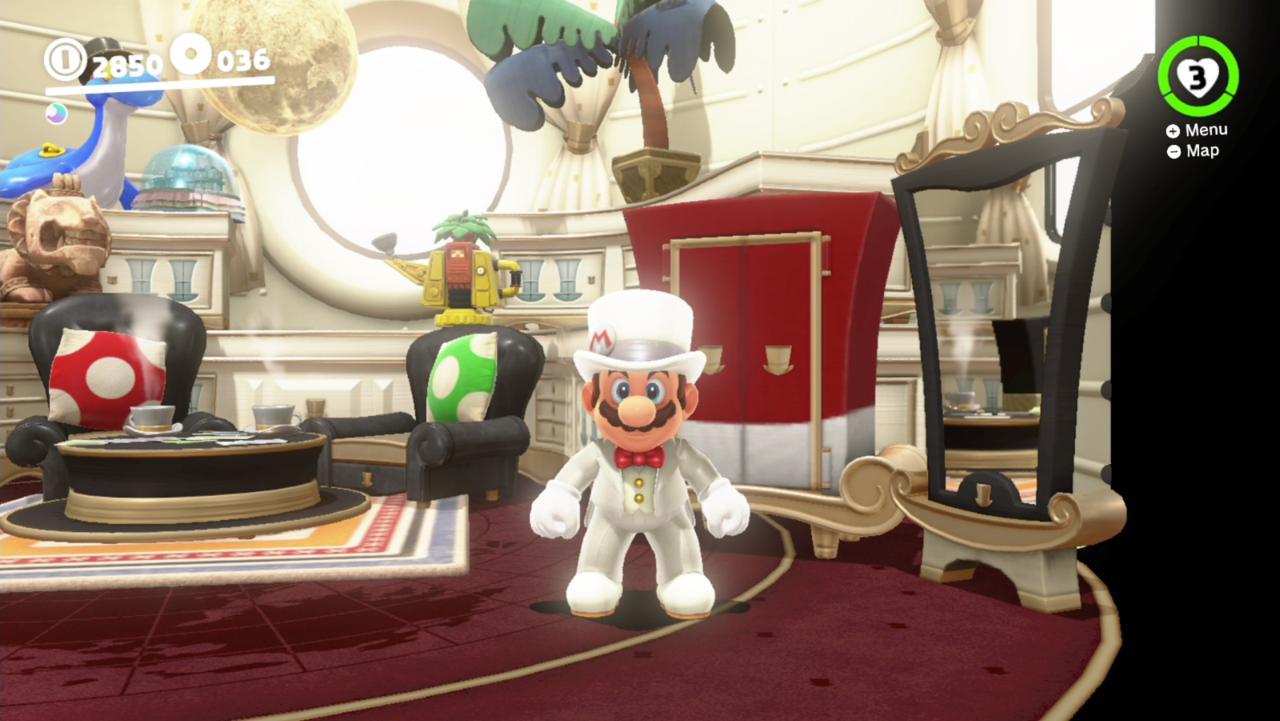 Mario's Tuxedo