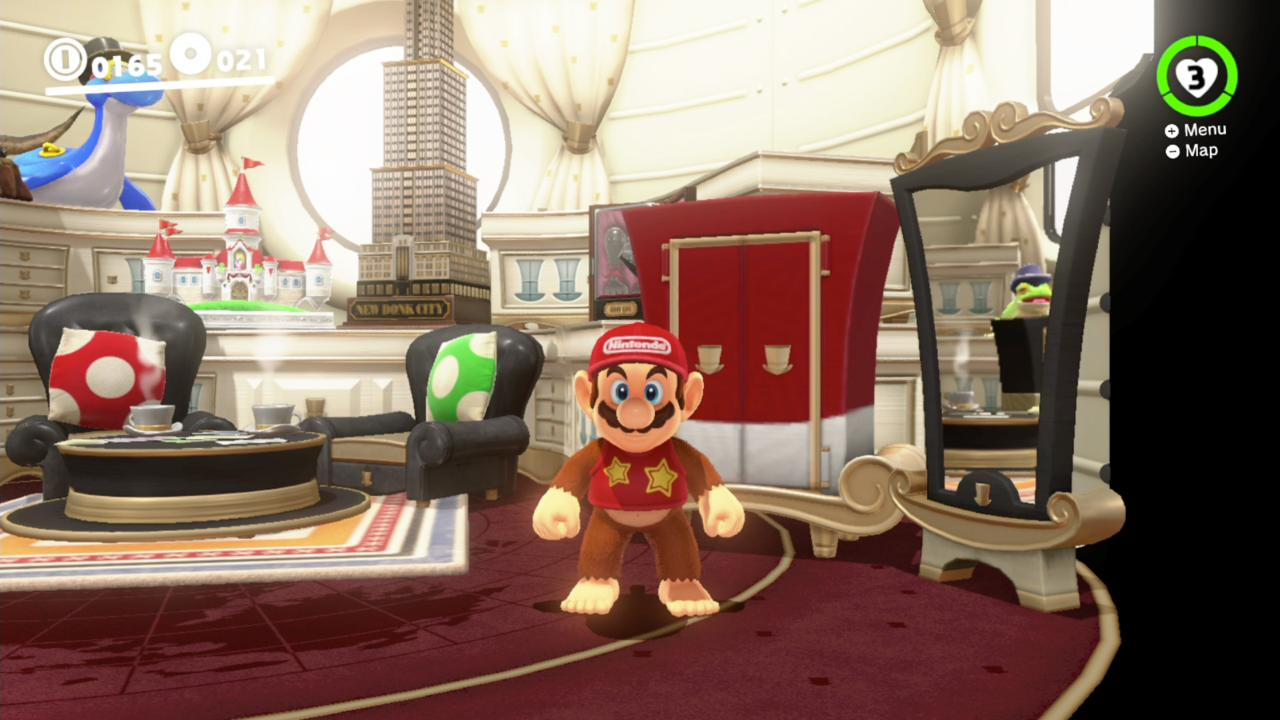 Diddy Kong Suit