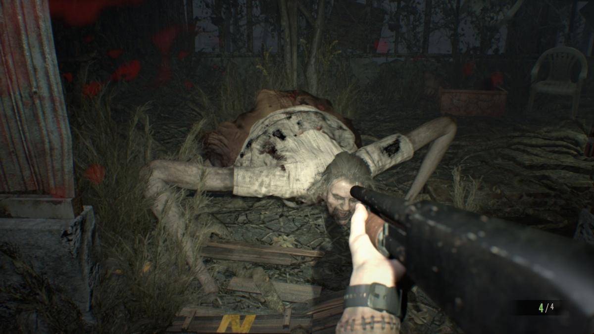 #4. Resident Evil 7: Biohazard