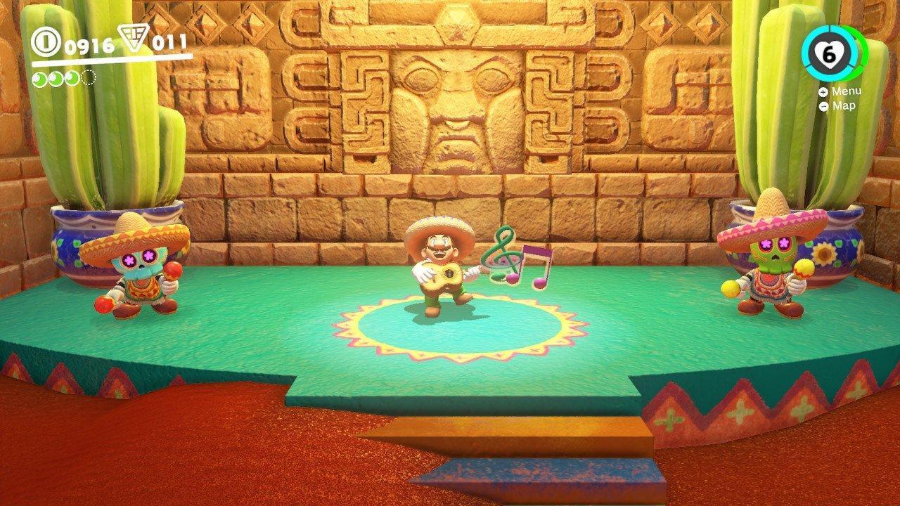 #3. Super Mario Odyssey