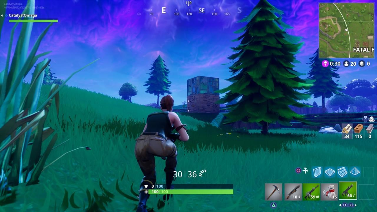 Watch For Player Buildings