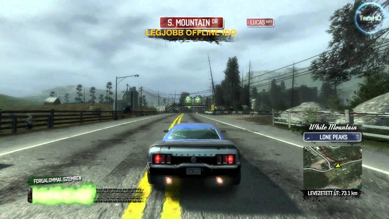 Burnout Paradise (January 22, 2008)