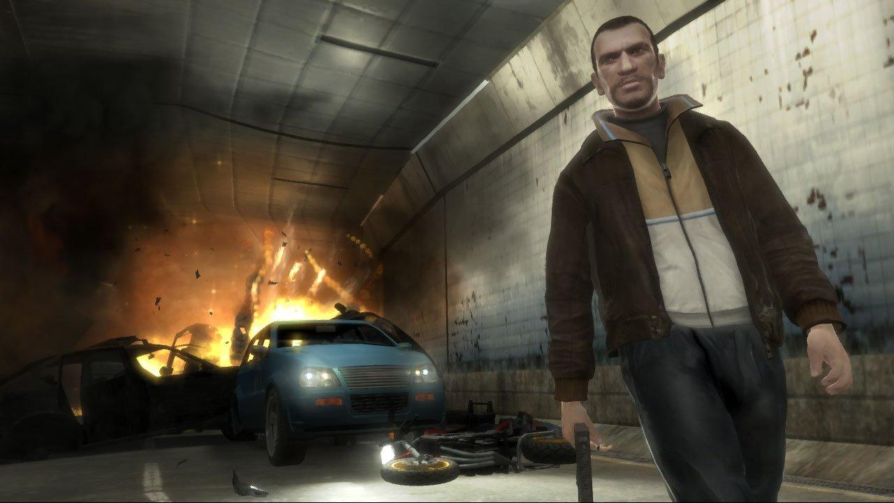 Grand Theft Auto IV (April 29, 2008)