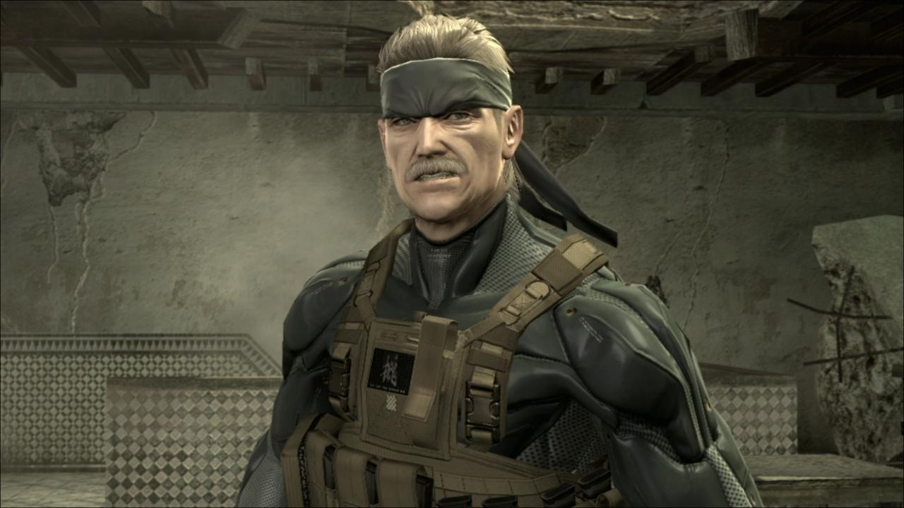 Metal Gear Solid 4: Guns Of The Patriots (June 12, 2008)