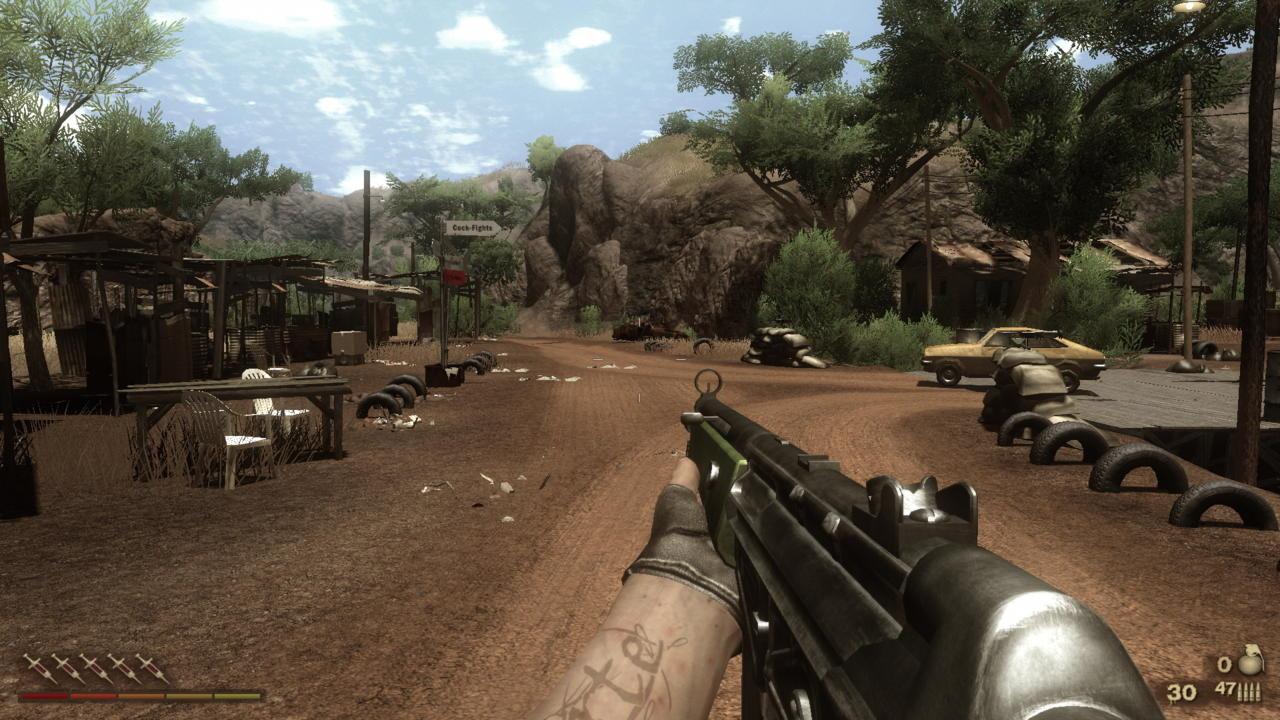 Far Cry 2 (October 21, 2008)