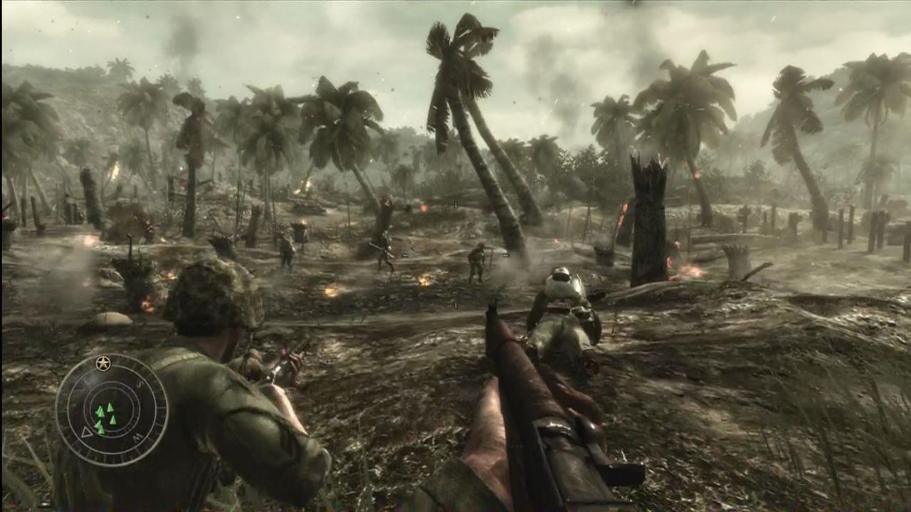 Call of Duty: World At War (November 11, 2008)