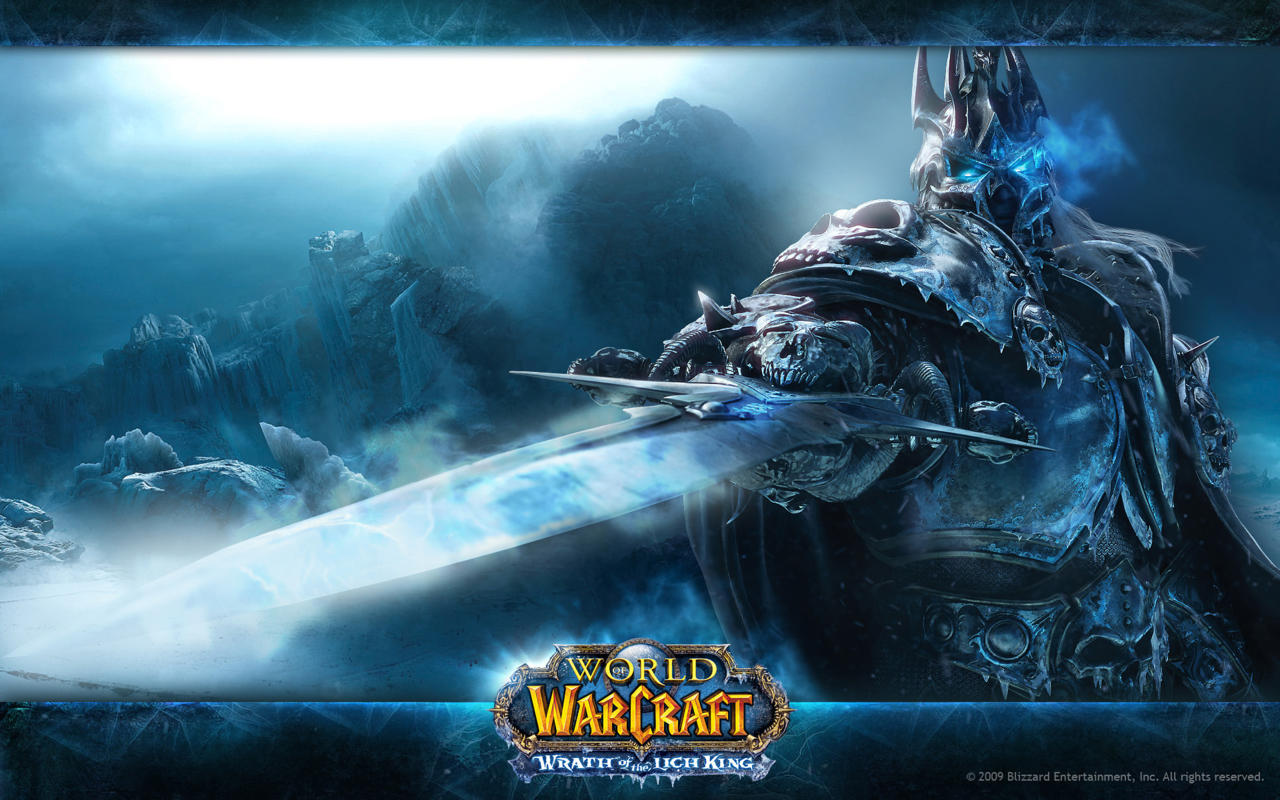 World of Warcraft: Wrath of the Lich King (November 13, 2008)