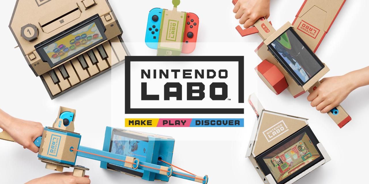 Nintendo Character-Themed Labo