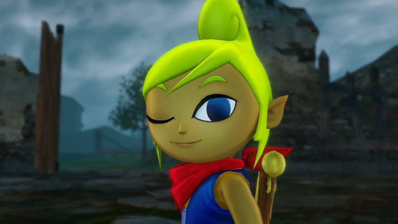 Toon Zelda/Tetra