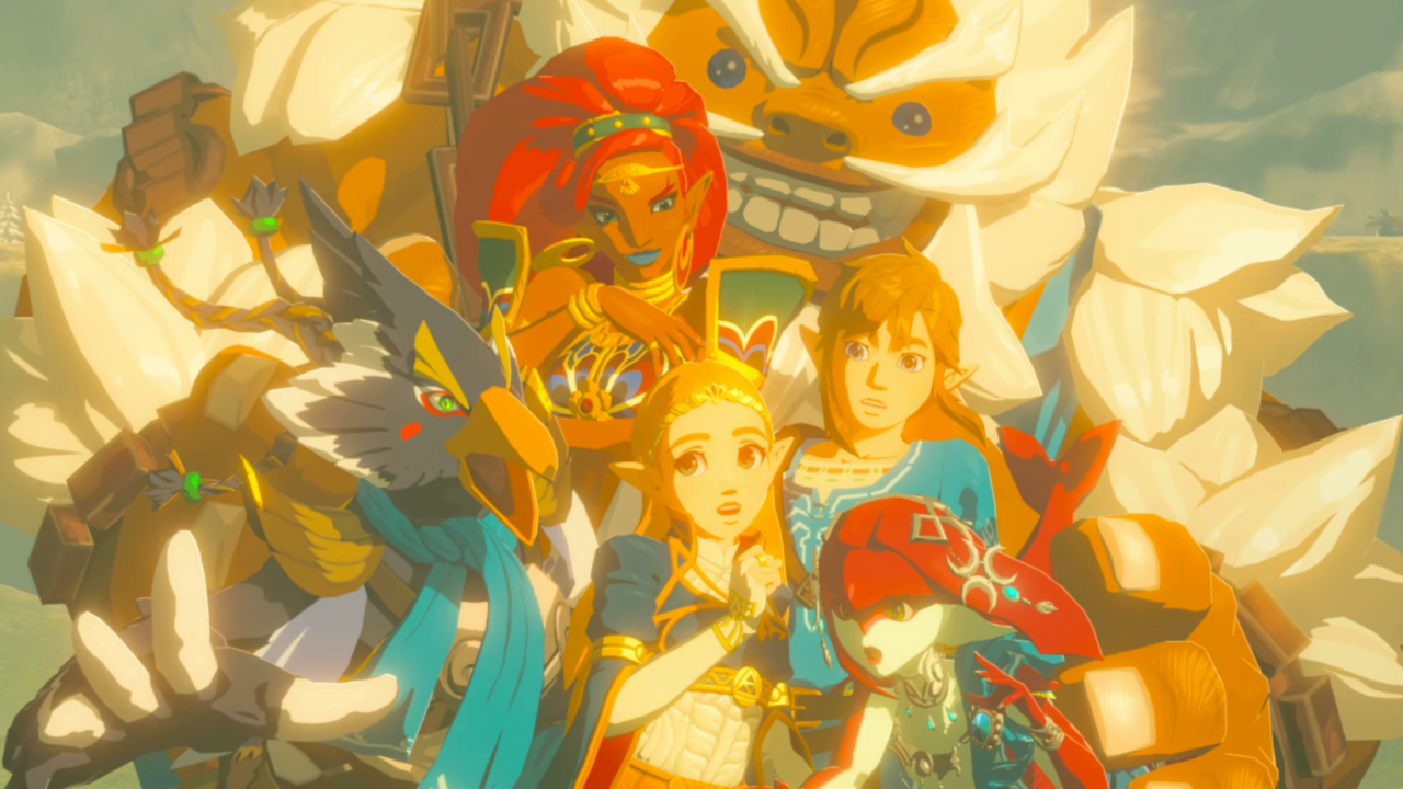 The Champions Of Hyrule