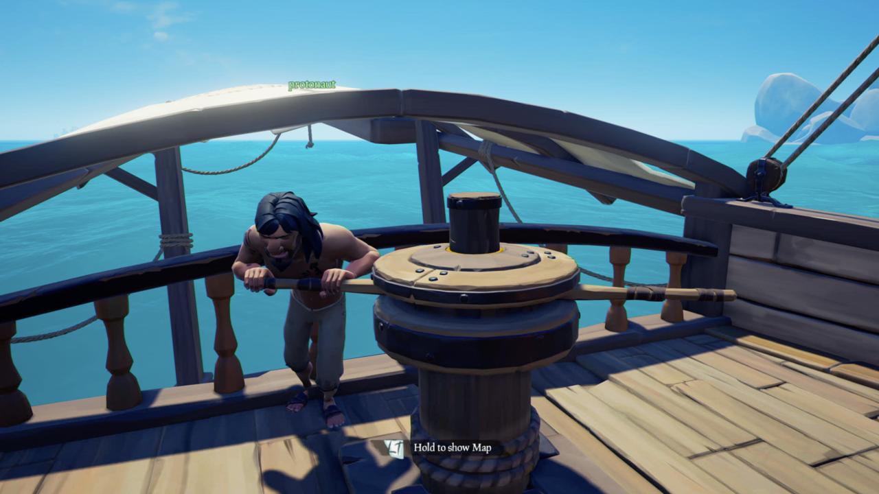 Maneuvering Your Ship