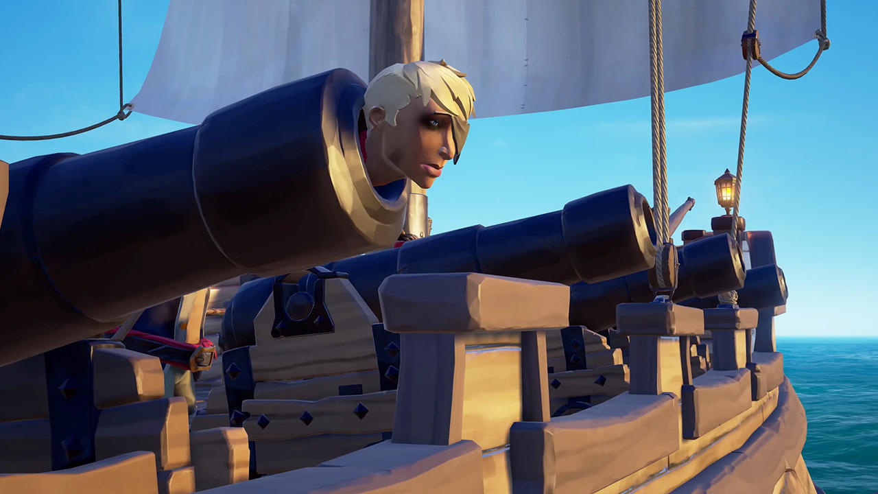 Aim For The Mast When Cannonballing To Other Ships
