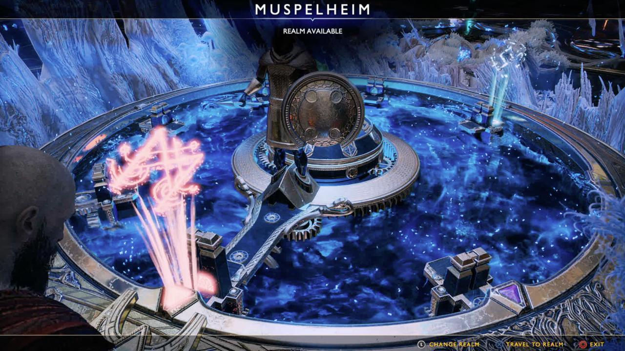 Complete Muspelheim And Niflheim Challenges To Nab Legendary Gear