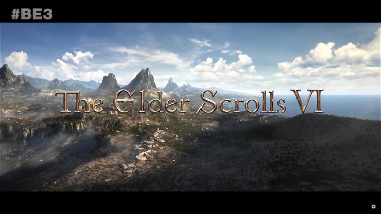 Beyond 2019: The Elder Scrolls VI
