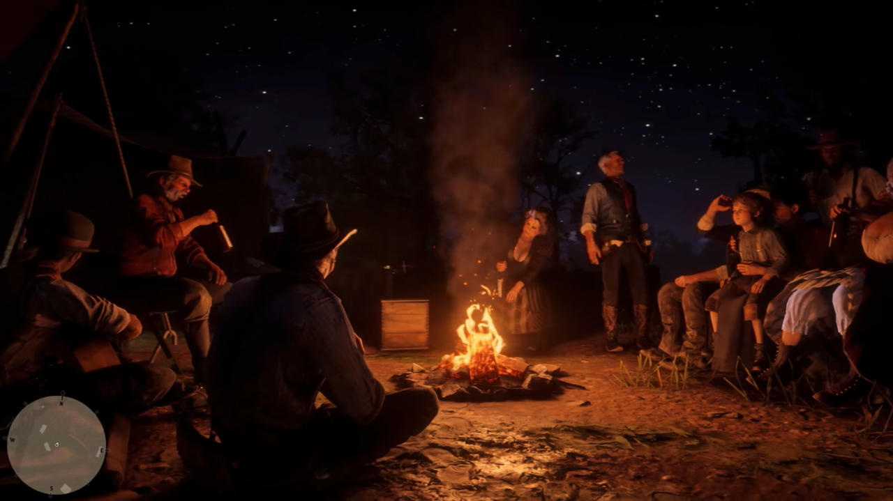 The Gang's Camp