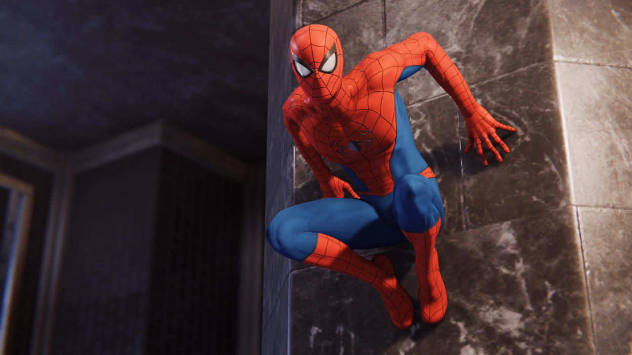 Marvel's Spider-Man -- 9/10