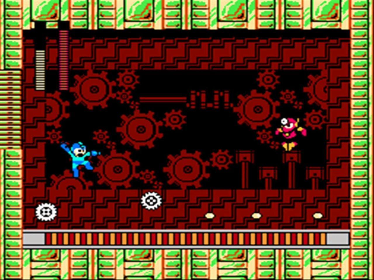 Mega Man (2 & 3)
